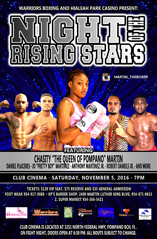 Warriors Boxing Promotions